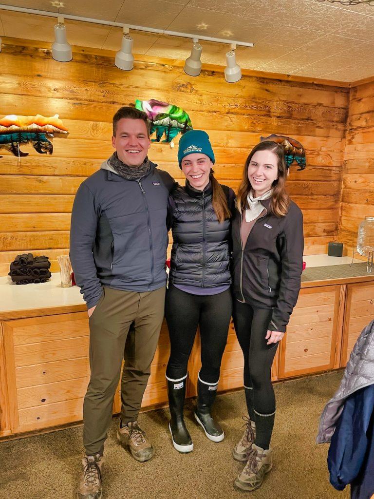 John Hall's Alaska Review - Day 5 - Mike & Anna