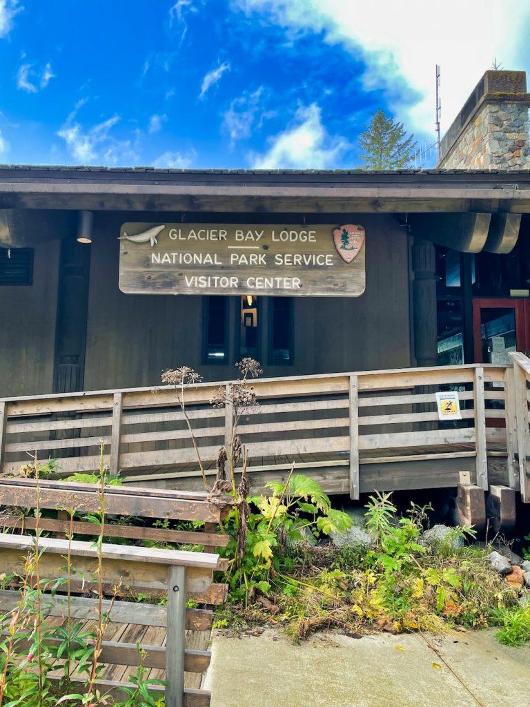 One Day in Glacier Bay - Visitor Center
