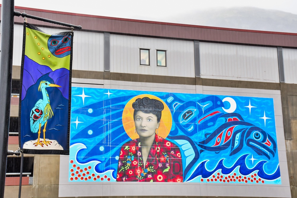 One Day in Juneau - Local Art