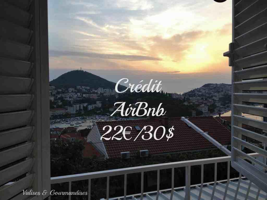 Inscrivez-vous sure Airbnb et obtenez une réduction! www.valisesetgourmandises.com