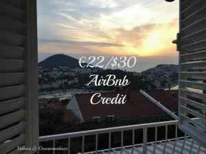 3 reasons to travel with AirBnb + Travel Credit