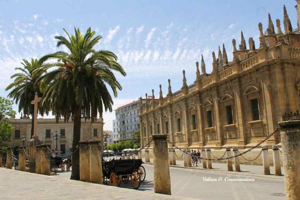 Postcards from Seville - Valises & Gourmandises