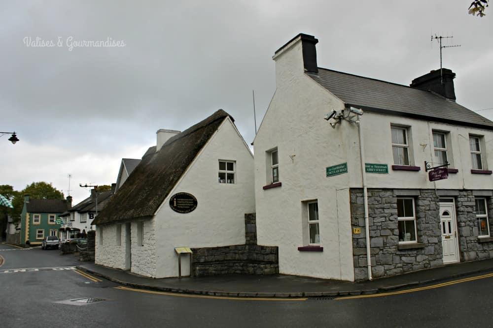 Cong village, Ireland