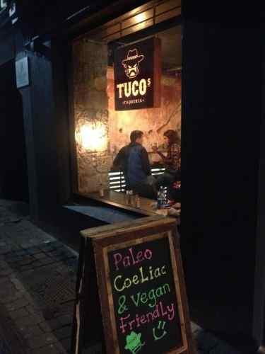Tuco's Taqueria, Galway Ireland