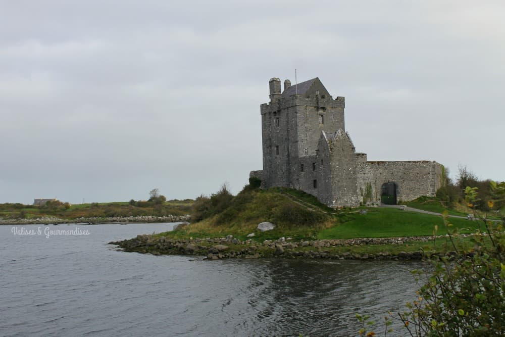 Dunguaire Castle near Galway, Ireland