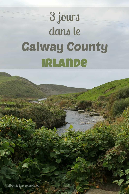 Découvrez le comté de Galway, dans l'ouest de l'Irlande