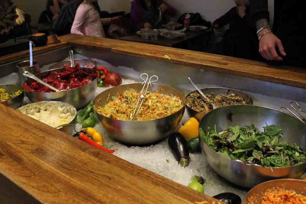 Herman's vegetarian restaurant - Vegan travels in Stockholm
