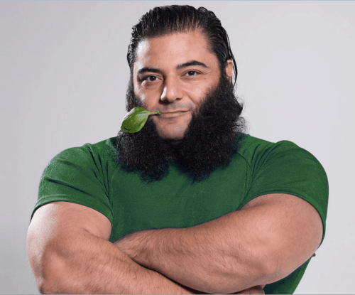 Patrick Baboumian, Germany's strongest man, is vegan!