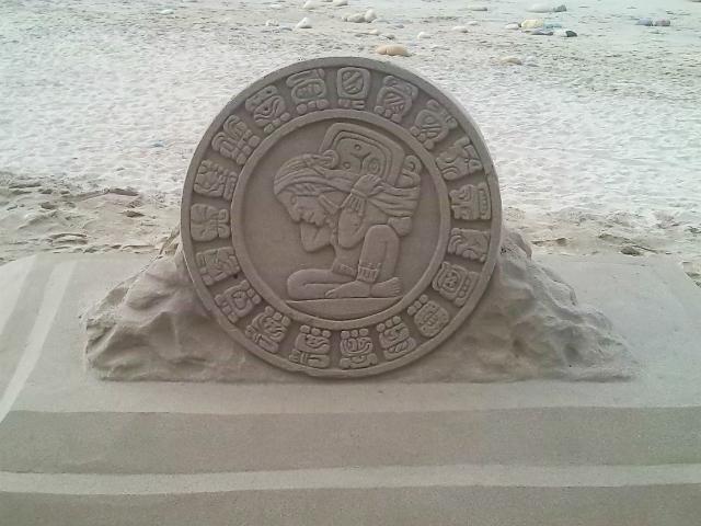 Sculptures Sand Vallarta Puerto