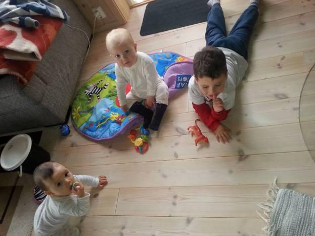 3 gutta