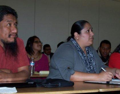 Accion Ejecutiva taller de capacitacion en Fresno