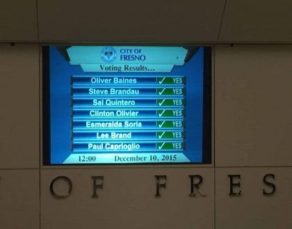 Fresno City Council Passes Pro-Immigrant Resolution on December 10, 2015