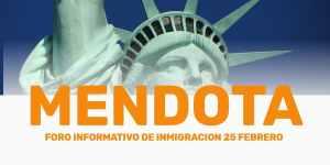 Evento Informativo de inmigracion en Mendota 25 Febrero CVIIC