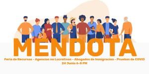 Feria de Recursos Para la Comunidad de Mendota 24 Junio 2021 CVIIC