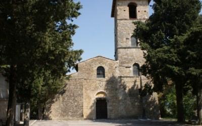 Canzano – Il borgo dell'Abbazia di San Salvatore
