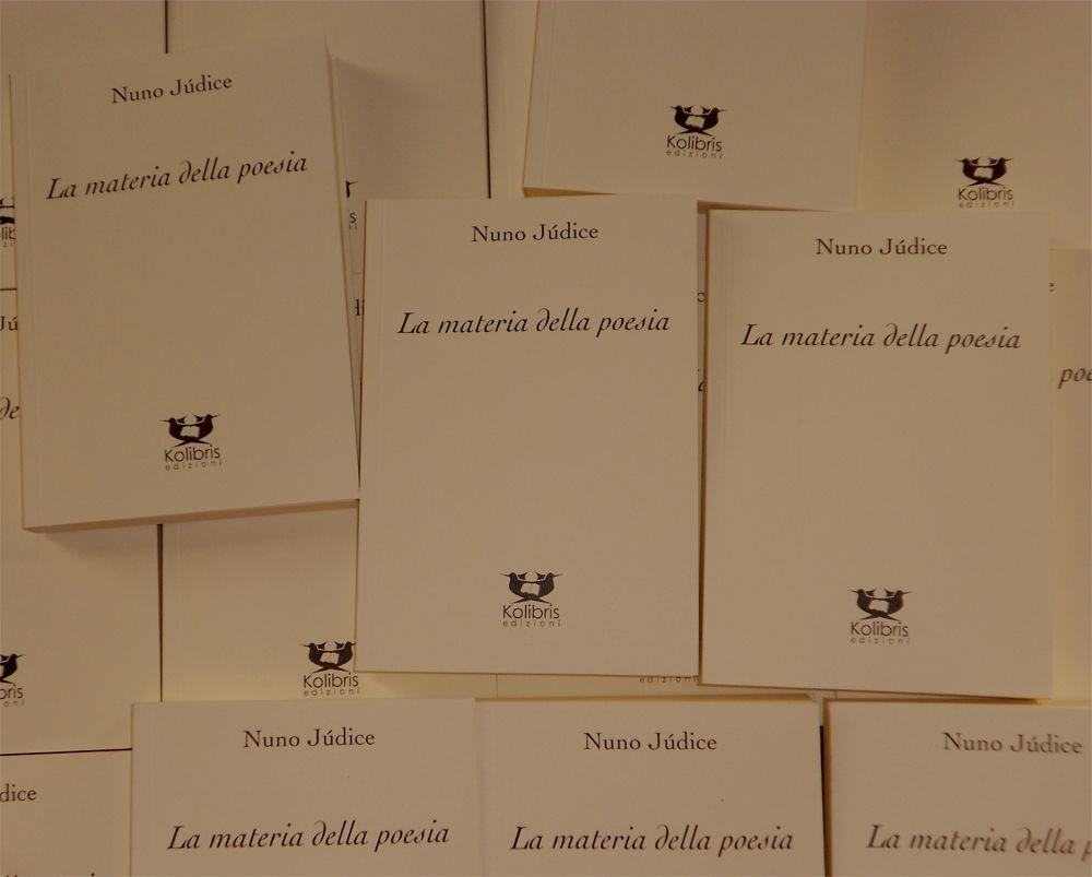 9 Poemas De La Materia De La Poesía De Nuno Júdice Y