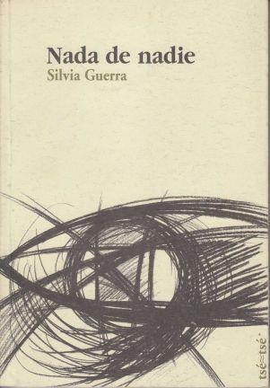 maldonado-poesia-silvia-guerra-nada-de-nadie-2001-arotxa-173701-MLU20373327963_082015-F