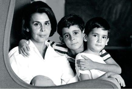 blanca y sus hijos