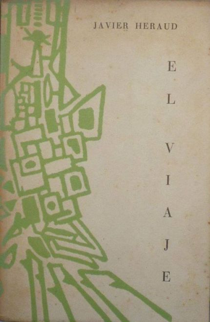 Javier Heraud El Viaje, cuadernos trimestrales de poesia lima 1961 1era ed