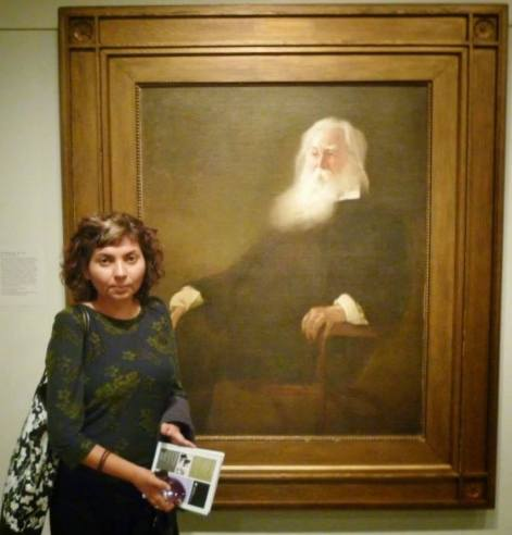 La poeta Ana Cecilia Blum