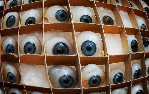Ojos artificiales