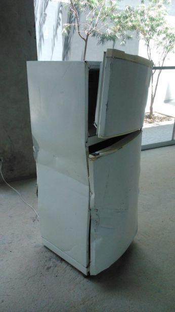 """Refrigerador"". Foto: B. Pólack"
