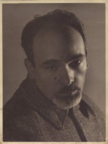 El poeta Alberto Hidalgo
