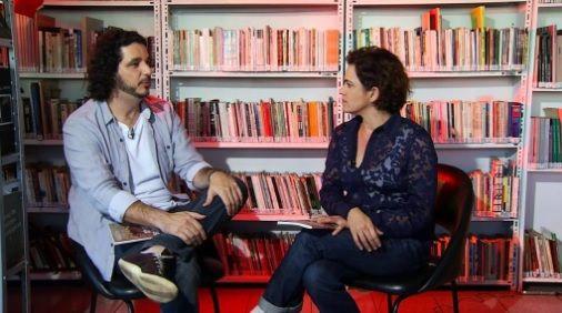Kaio Carmona en una entrevista.