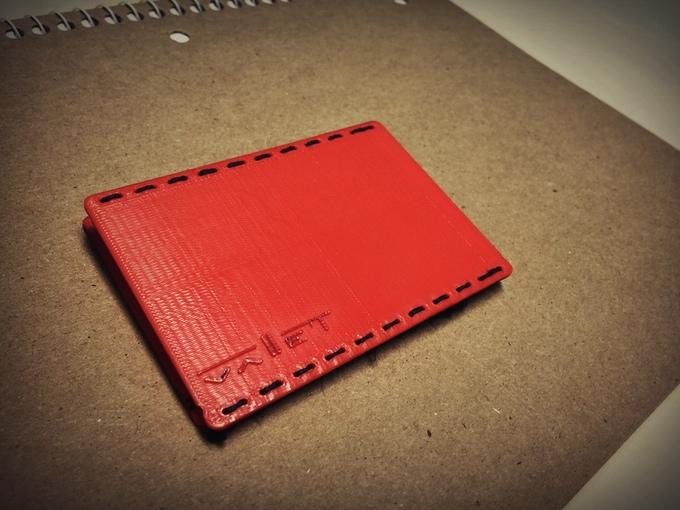 Vallett 3D Print
