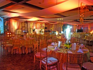Main Ballroom Valle Verde Country Club