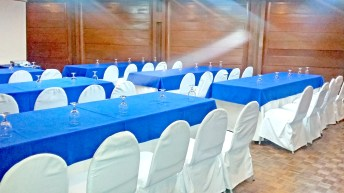 Pililia Function Room Valle Verde Country Club