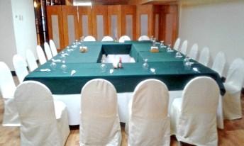 Lanai Boutique Function Room Valle Verde