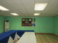 Repainting of Cardona wall and repair of ACU