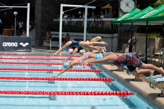 30th Novice Age Group Invitational Swimming Competition