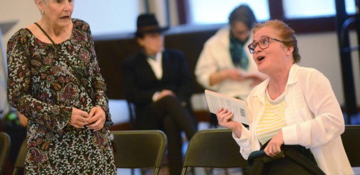 Life on the stage begins at 40 for the Valley Players