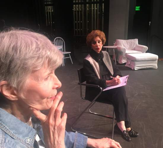 'Ordinary Day' is no ordinary play: World premiere in Yountville deals with dying well