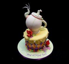 B1050 - Teapot 21st