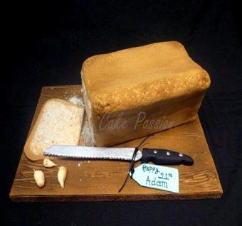 B240 Bread Cake