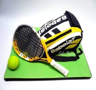 B326 Tennis Racquet & Babolat Tennis