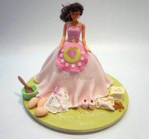 CB158 Barbie Junior Masterchef