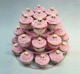 SC04 Rose Cup Cakes