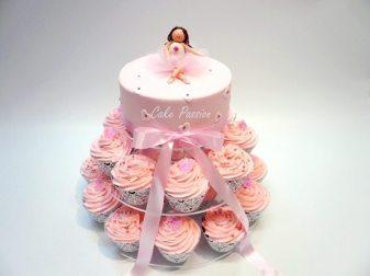 SC49 Ballerina Cup cakes