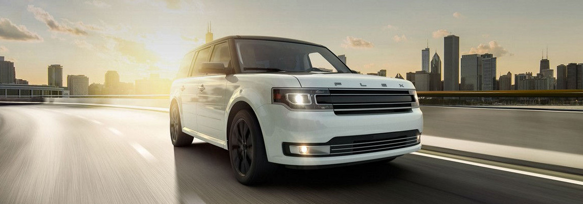 2018 Ford Flex at Valley Ford