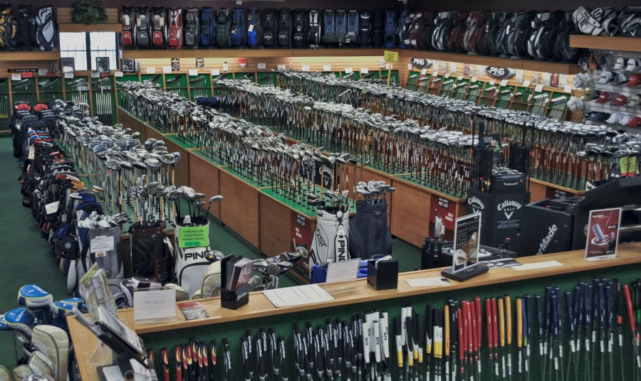 Arizona s Best Golf Retail   Avondale Golf Clubs   Attire Retail Golf Store