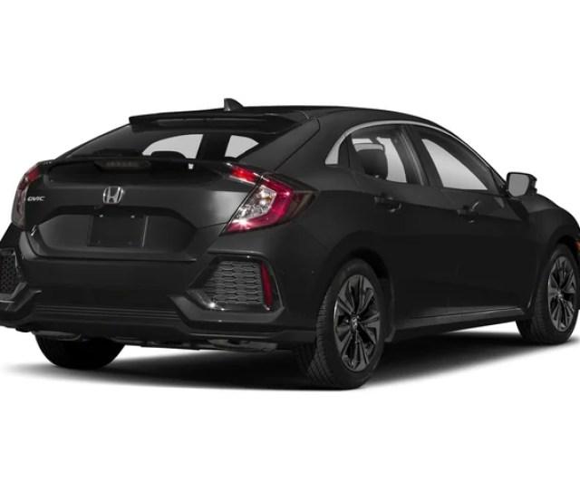 2018 Honda Civic Hatchback Ex L Navi In Monroeville Pa Valley Honda