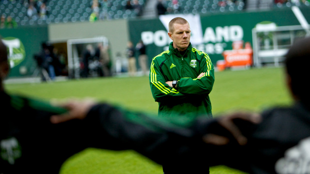 VIS Academy Hosts Speciality Clinic with Cameron Knowles from Portland Timbers