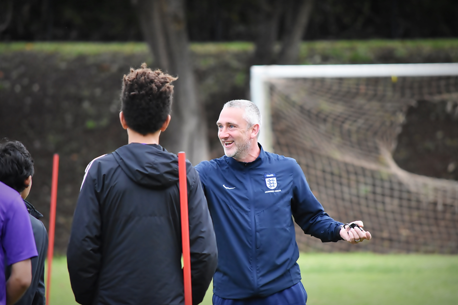 Specialty Clinic with Portland Timbers Coach, Sean McAauley
