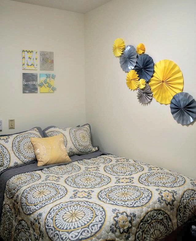 Bedroom Diy Ideas By Dorm Room Wall Decorating Remarkable Bedding