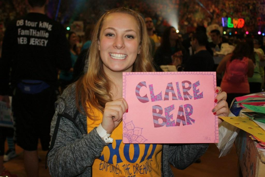 Claire Gleason