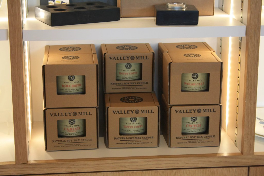 Vallery Mill Welsh Soy Wax Candles